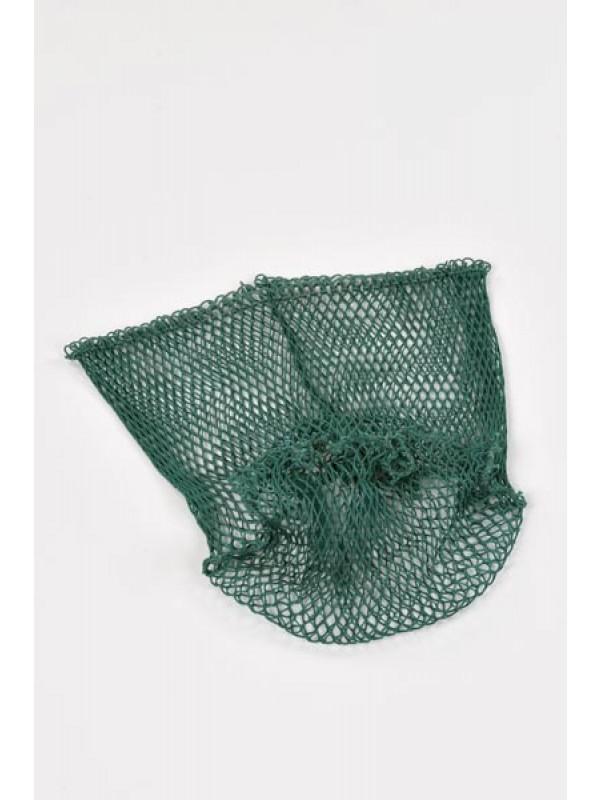 Keschernetz aus Polyamid (Nylon) lose 40 cm Bügelbreite, 10 mm Masche.