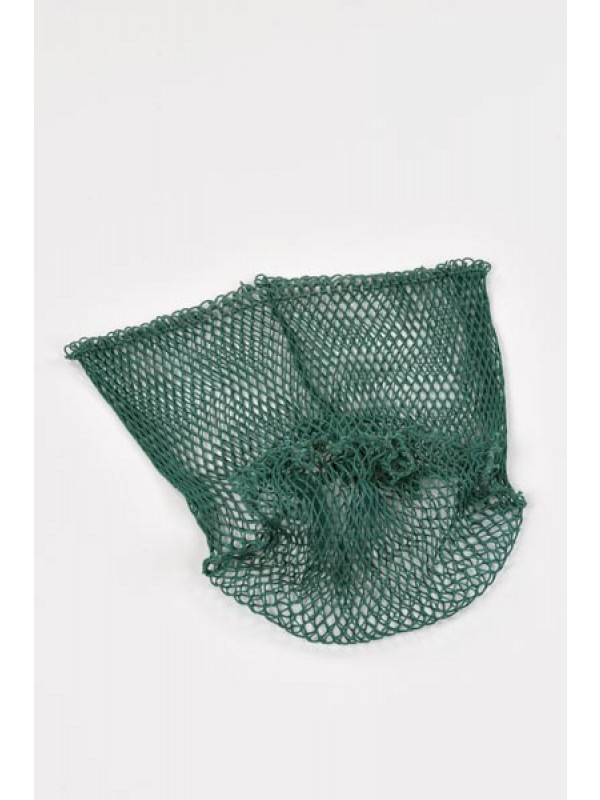 Keschernetz aus Polyamid (Nylon) lose 75 cm Bügelbreite, 10 mm Masche.