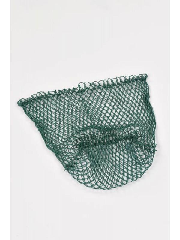 Keschernetz aus Polyamid (Nylon) lose 45 cm Bügelbreite, 10 mm Masche.