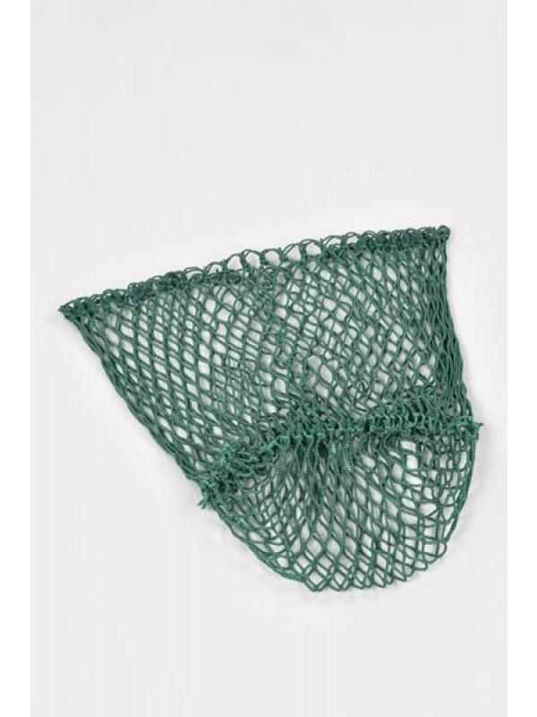Keschernetz aus Polyamid (Nylon) lose 40 cm Bügelbreite, 20 mm Masche, ca. 2 mm stark.