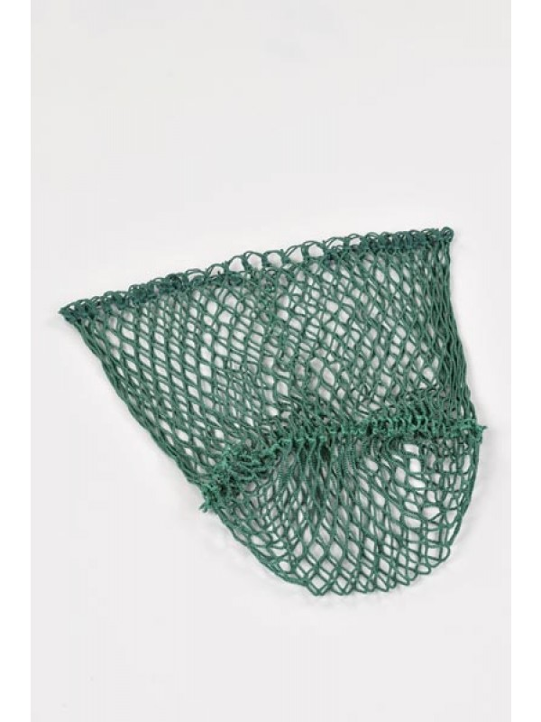 Keschernetz aus Polyamid (Nylon) lose 60 cm Bügelbreite, 20 mm Masche, ca. 2 mm stark.