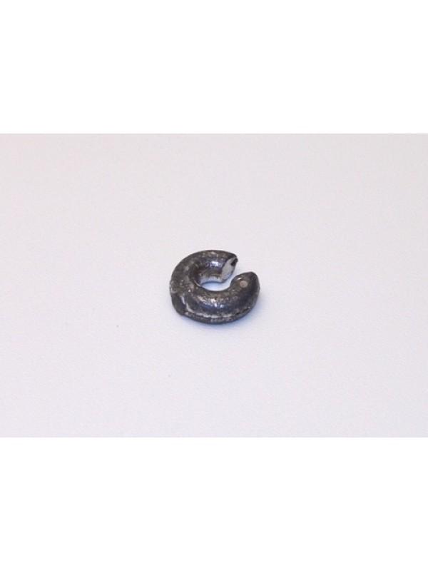 Klemmblei 45 g/St. mit einem Lochdurchmesser von ca. 7 mm