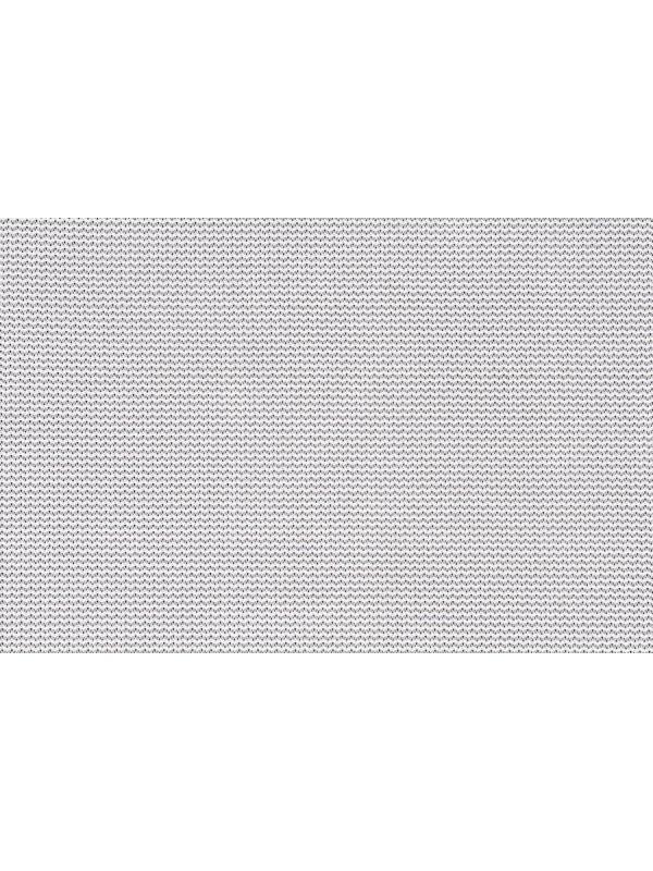 Netztuch aus PES-Gewebe, 1mm Maschenweite, in weiß, 1,5m breit Preis per m