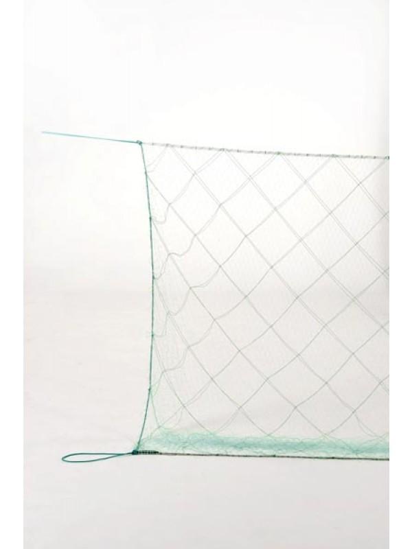 Forellen-Spiegelnetz 5,00 m lang, 0,75 m tief