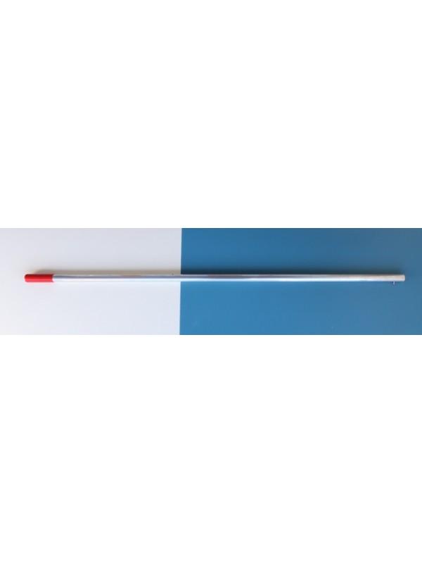 Kescherstiel aus Aluminium 2,5 m lang, 30 mm Durchmesser