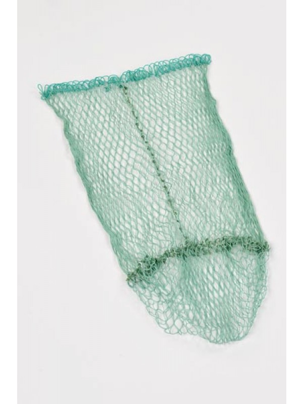Anglerkescher Polyamid 50 cm Bügelbreite, 60 cm tief, 20 mm Maschenweite