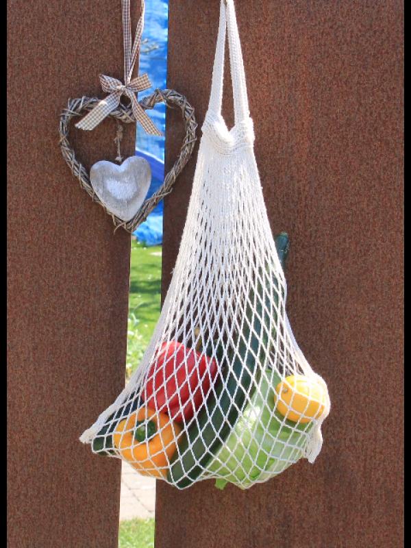 Einkaufsnetz aus Baumwolle