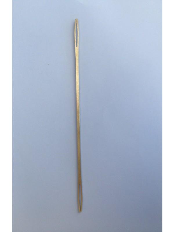 Filetnadel aus Metall