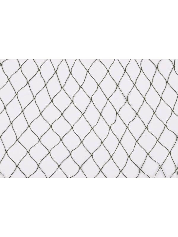 Vogel- oder Laubschutznetz aus PES, 20 mm Maschenweite 0,8 mm stark