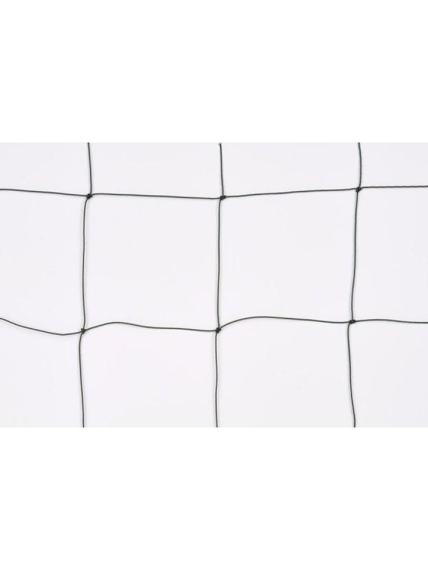 Abdecknetz, Abwehrnetz z.B. gegen Fischreiher, aus Polyethylen 100 mm Maschenweite, 1,1 mm stark.