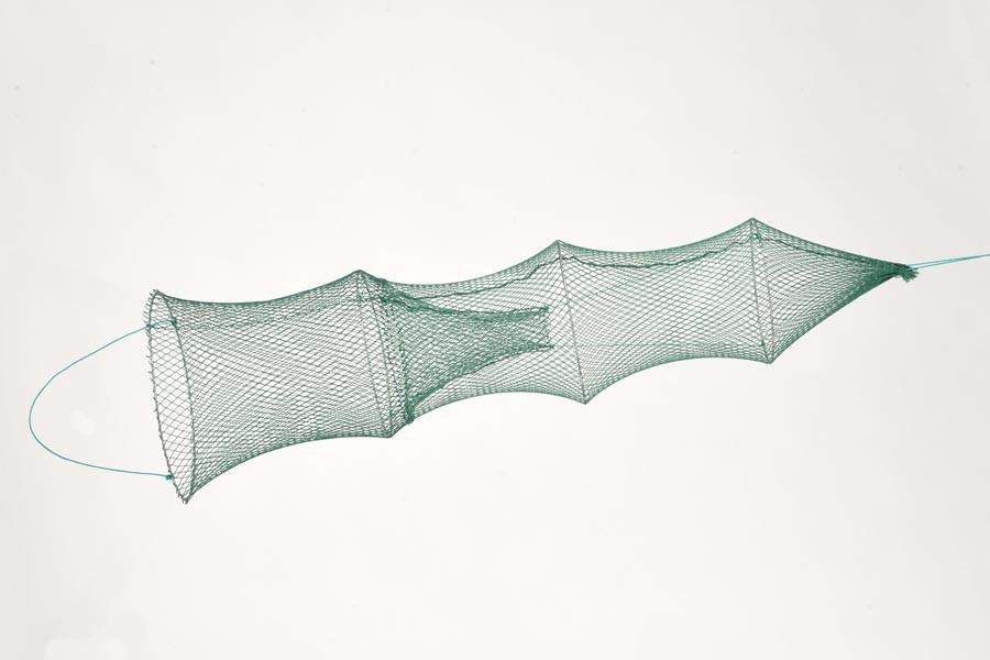 Forellenbachreuse 40 x 30 cm Durchmesser, 15 mm Maschenweite
