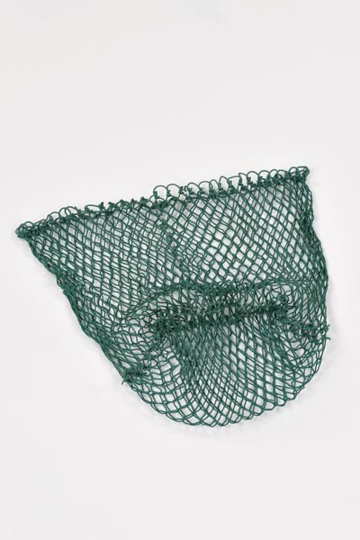 Keschernetz aus Polyamid (Nylon) lose 30 cm Bügelbreite, 15 mm Masche.