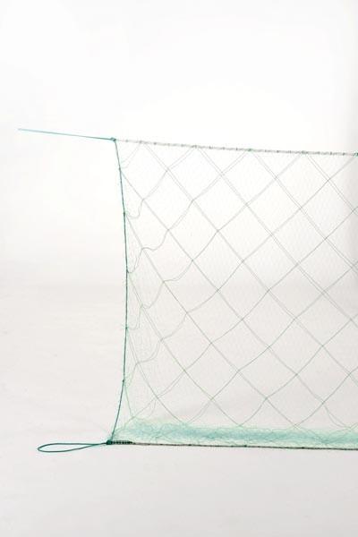 Forellen-Spiegelnetz 5,00 m lang, 0,5 m tief