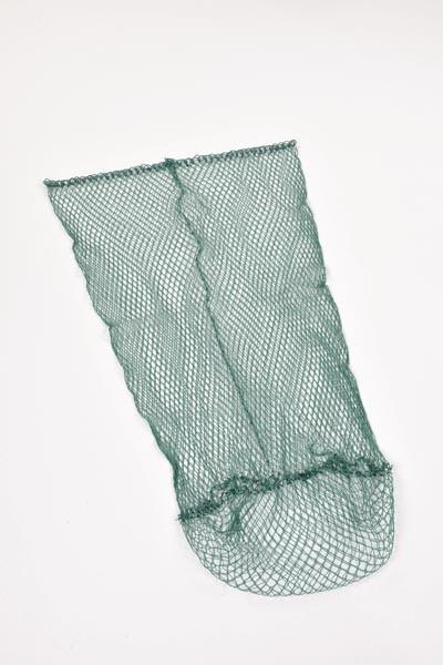 Stoßhamen 10 mm Maschenweite, 1,25 m lang, 2,0 m Umfang.