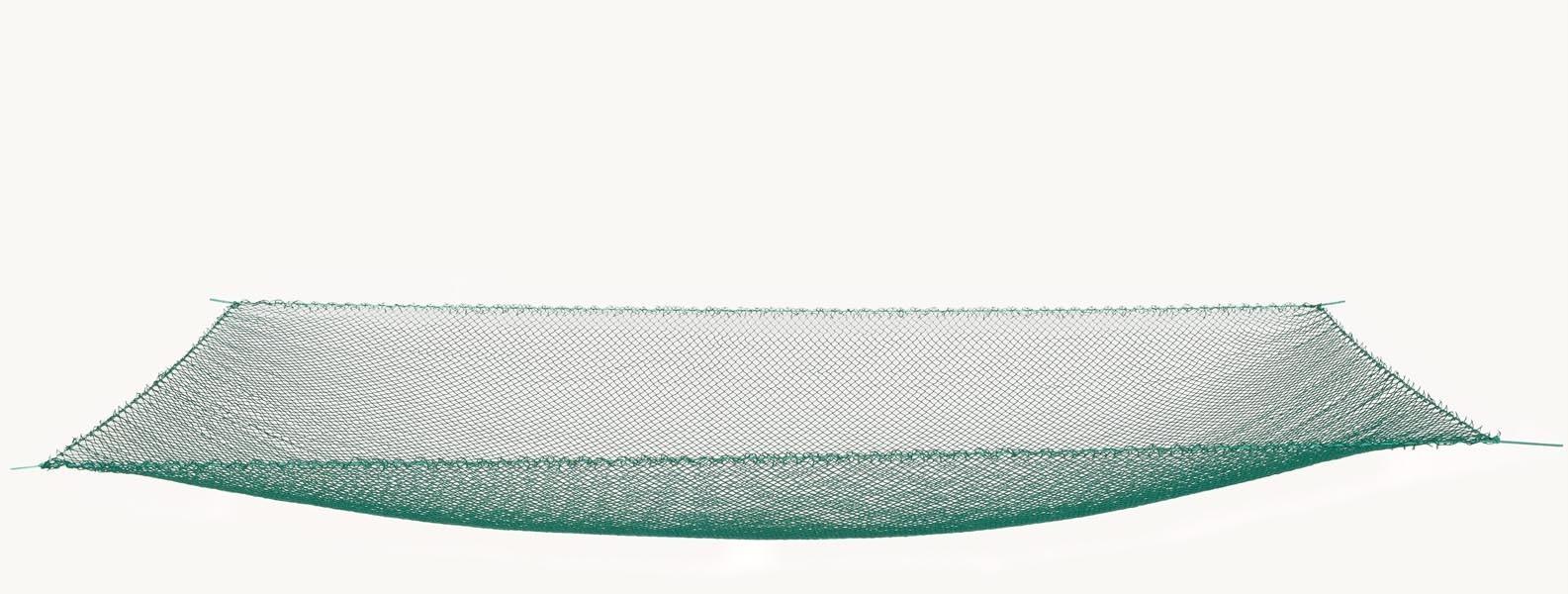 Tauchhamennetz auch für Senke oder Daubel 1,25 m x 1,25 m, 10 mm Maschenweite